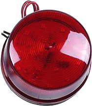NEYOANN Waterdichte 12 V 120 Ma Veilige Beveiliging Alarm Strobe Signaal Veiligheid Waarschuwing Rood Knipperende Led Lich...