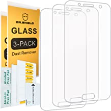 [3-Pack]- Mr.Shield for Samsung Galaxy A5 (2017) [Will Not for 2016 Version] [Tempered Glass] Screen Protector [0.3mm Ultra Thin 9H Hardness 2.5D Round Edge] with Lifetime Replacement