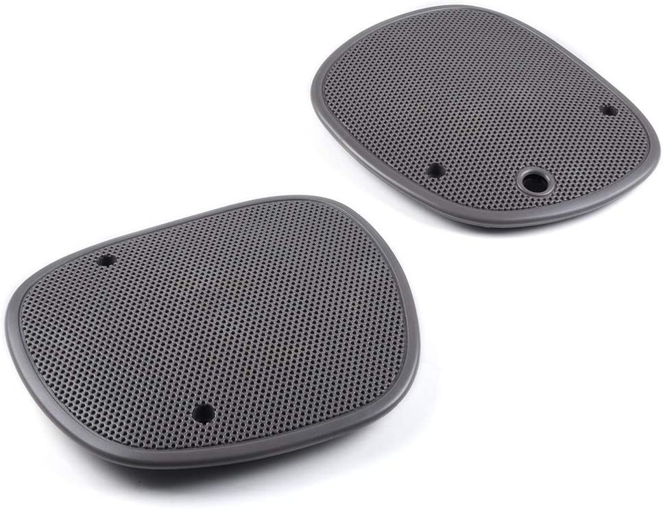 2PCS Front Left Right Dash Save money Speaker Cover Grill Grille Chev Ranking TOP1 for