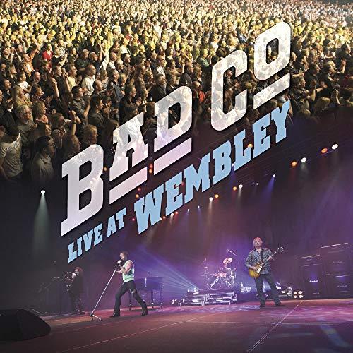 Bad Company - Live at Wembley (Limited 2LP+CD) [Vinyl LP]