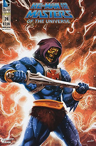 He-Man and the masters of the universe (Vol. 24)