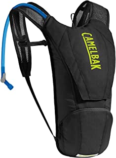 CAMELBAK Hydration Bike Backpack Slipstream, 2,5 l Reservoir, 170 g, yellow-black