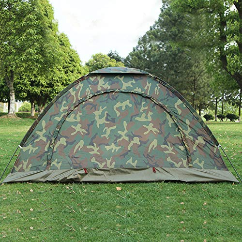 PPTS Camping tent waterproof 2-3 people camouflage fishing hunting tent/beach leisure tent/sport camping tent/outdoor camping camouflage tent