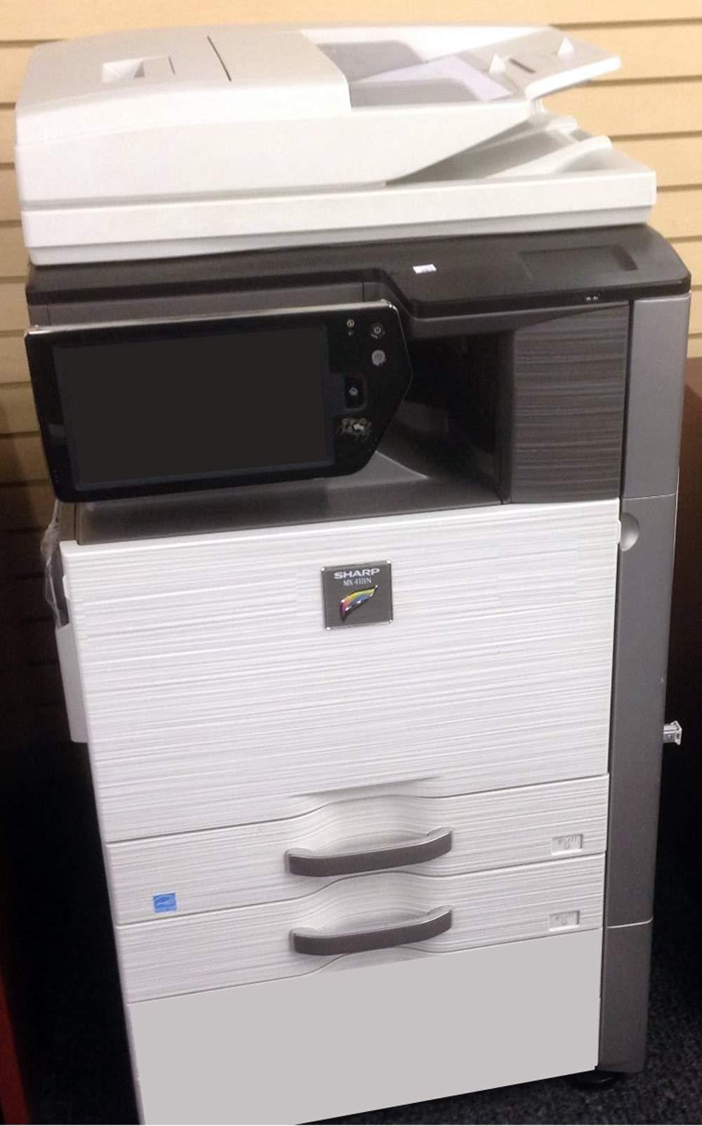 Amazon.com: Sharp MX-42N Color Laser Printer Copier Scanner
