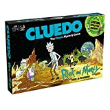 Image of Winning Moves Rick and Morty Cluedo Mystery Board Game