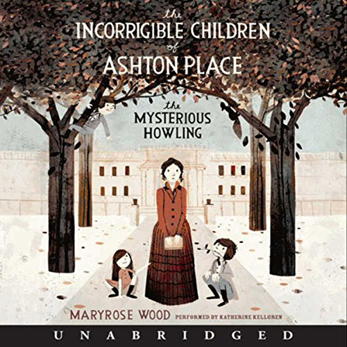 The Incorrigible Children of Ashton Place cover art