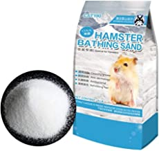 Best chinchilla sand bath for hamsters Reviews
