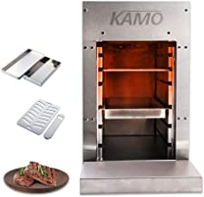 industrial barbecue grill