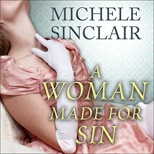 A Woman Made for Sin audiobook cover art
