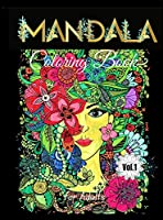 Mandala Coloring Book for Adults: Amazing and Relaxing Mandalas for Stress Relief and Relaxation