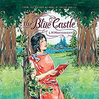 The Blue Castle cover art