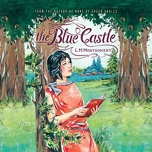 The Blue Castle audiobook cover art