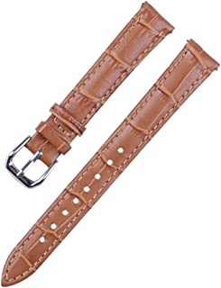 Best pebble time steel leather strap Reviews