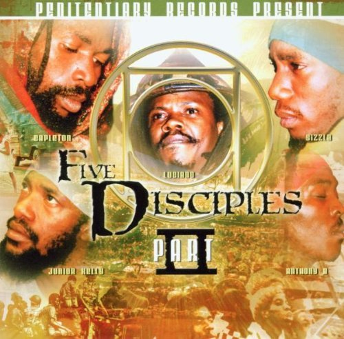 The Five Disciples, Pt. 2 by Five Disciples (2003-04-28)