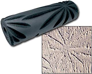 Crow's Foot Drywall Paint Texture Roller - Apply Decorative Raised Texture to Walls and Ceilings