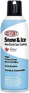 DuPont Teflon Snow Ice Repellant, 10-Ounce (3 Units)