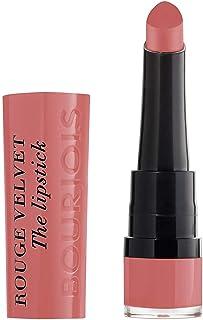 Bourjois Velvet The Lipstick Barra de Labios Tono 02 (Flaming'rose) 2.4 gr