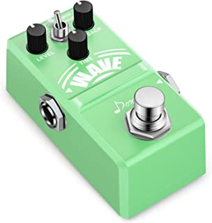 Donner Wave Analog Delay Guitar Effect Pedal Super Mini