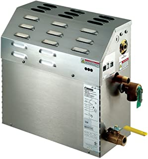 Mr. Steam MS400EC1 9 Kilowatt, 240-Volt Steambath Generator Only