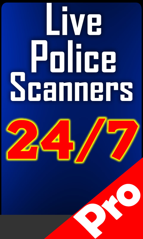 Police scanner app for android & kindle fire -Live Police Scanners and Police Radio, Fire Radio and 911 Emergency, EMS, whether and more