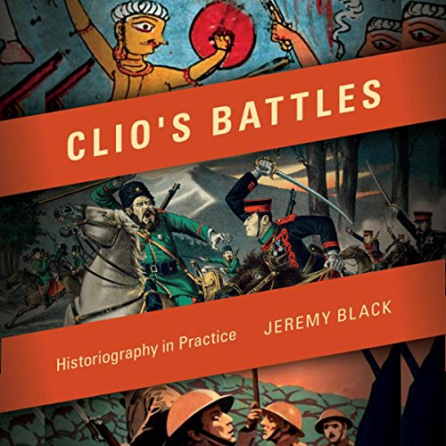 Clio's Battles audiobook cover art