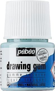 Pébéo 38625 Gomme réserve drawing gum pelliculable 45ml Couleur Assorties Bleuté