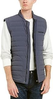 Men's Quilted Nylon Down Fill Vest