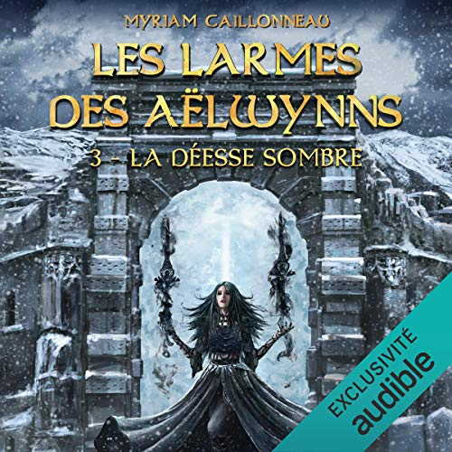 La déesse sombre  By  cover art