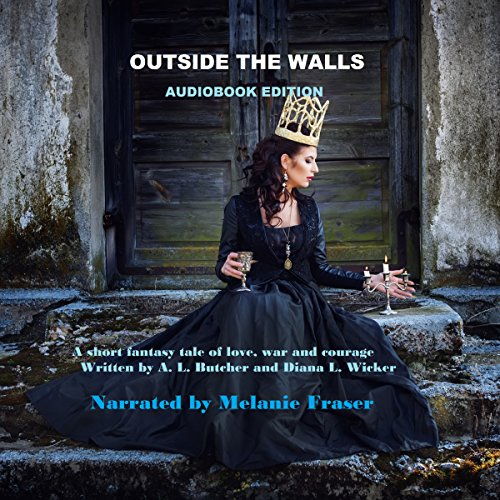 Outside the Walls audiobook cover art
