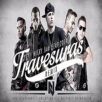 Travesuras (Remix)