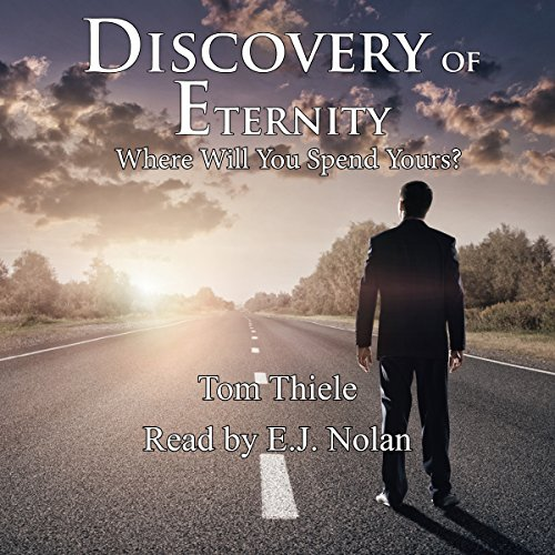 Discovery of Eternity audiobook cover art
