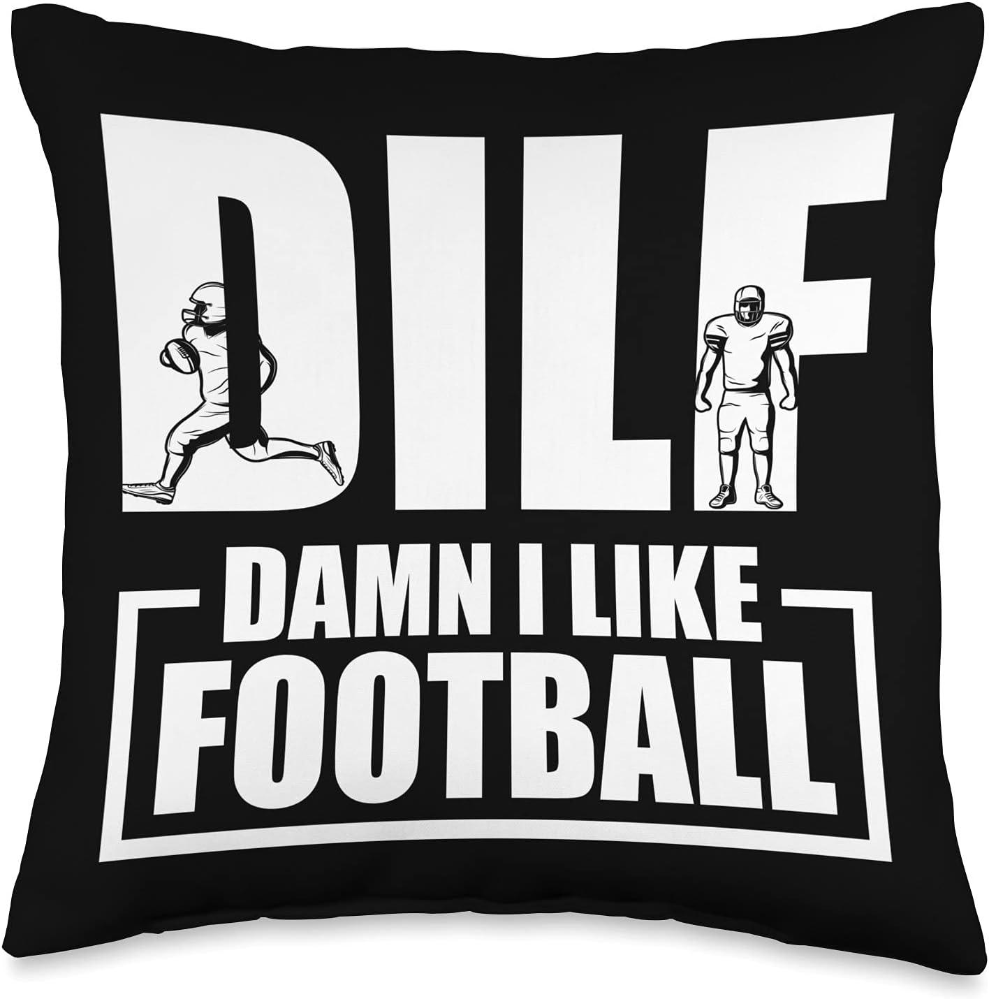 Omaha Mall American Football Gifts Accessories DILF New popularity I Like Damn
