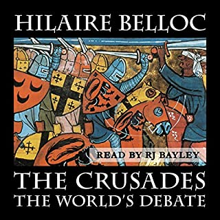 The Crusades: The World's Debate audiobook cover art