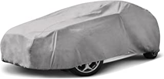 Budge DHB-2 Duro 3 Layer Hatchback Gray Fits 15'3