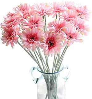 KIRIFLY Artificial Flowers,Fake Silk Sunflowers Bulk Flowers 22
