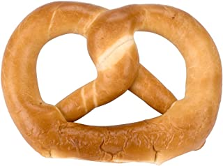 PretzelHaus Bakery Authentic Bavarian Plain Soft Pretzel, Pack of 10
