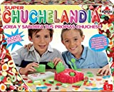 Educa Borrás - Super Chuchelandia, juego creativo (16580) , color/modelo surtido