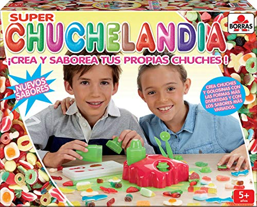 Educa Borrás - Super Chuchelandia, juego creativo (16580) ,
