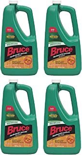 Bruce 64 oz NoWax Hardwood and Laminate Floor Cleaner Refill (Pack of 4)