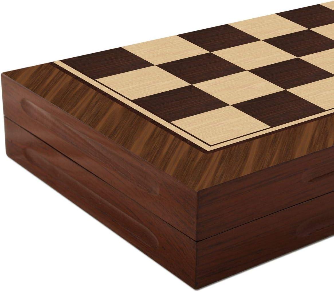 Antik Mozaik Sedef Holz Backgammon TAVLA Dame Stein Ottoman Osmanli Tugra Antik Ceviz // Walnuss