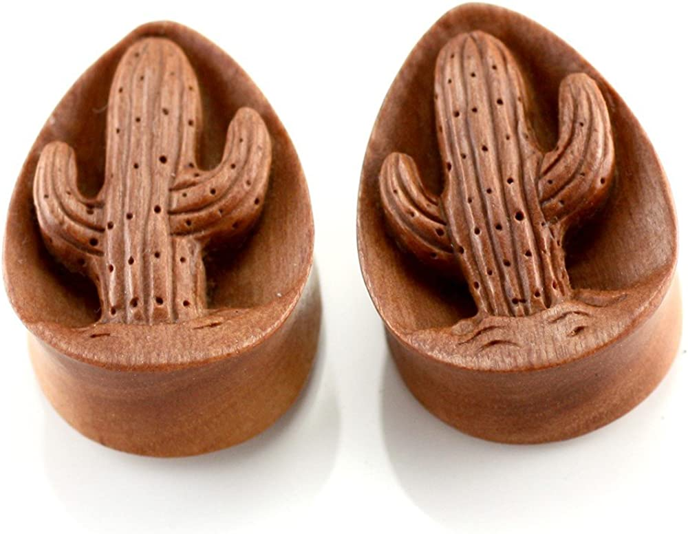 WildKlass Cactus Drop Opening large release sale Cheap mail order shopping Sabo Plug Wood
