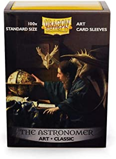 Arcane Tinman Dragon Shield: Limited Edition Art: The Astronomer - Box of 100 Sleeves, Standard