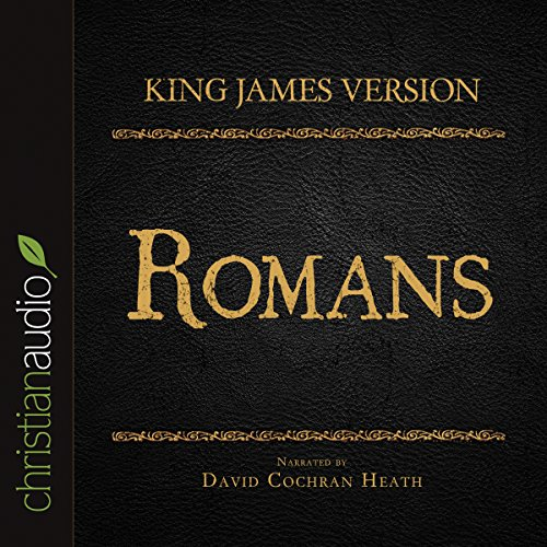Holy Bible in Audio - King James Version: Romans audiobook cover art