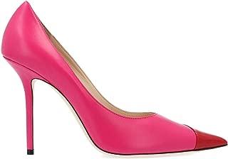 JIMMY CHOO Luxury Fashion Womens LOVE100ZYZHOTPINKRED Multicolor Pumps   Fall Winter 19