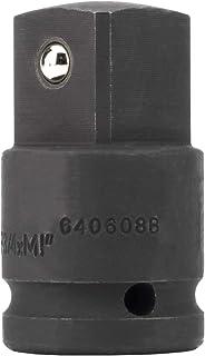 "Genius Tools 640608B 3/4"" Dr. Impact Adapter 3/4""F x 1"""