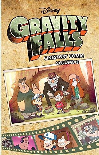 Disney Gravity Falls Cinestory Comic Vol. 3
