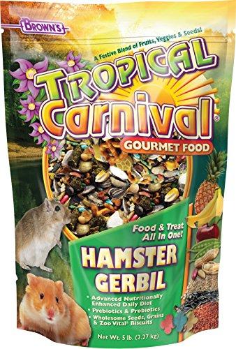 F.M. Brown's Tropical Carnival Gourmet Hamster Meal