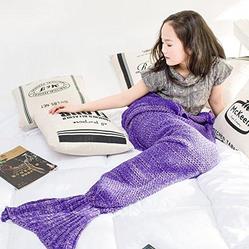 Girls Crochet Mermaid