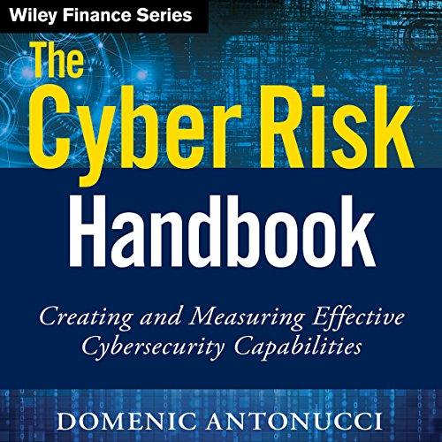 The Cyber Risk Handbook cover art