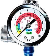 Air Compressor Regulator with Gauge | Controls Air Flow for Air Tools (AR-01)